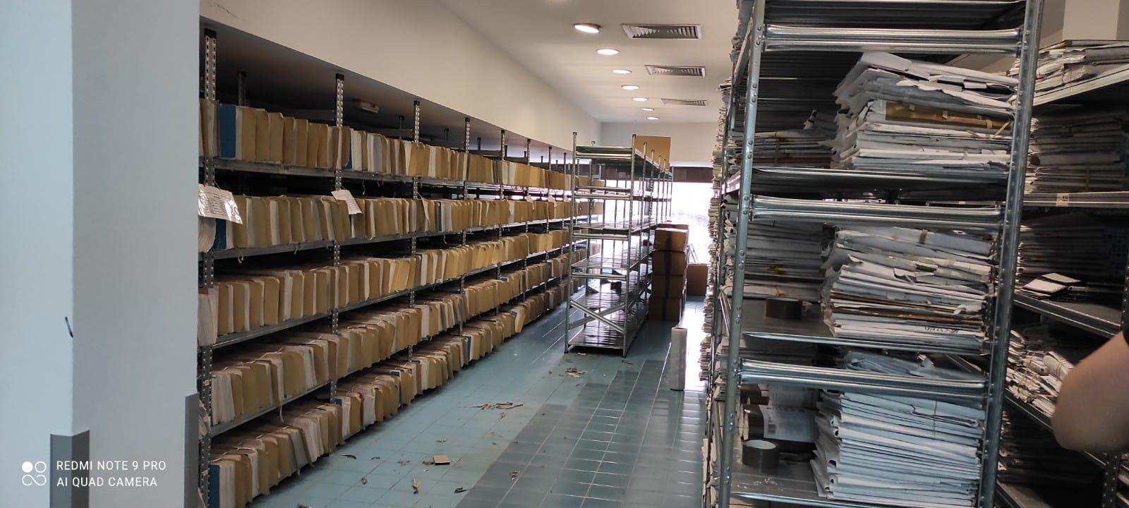Selidba arhive